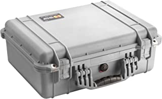 Pelican 1520 Case with Foam for Camera (Silver)
