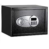 AmazonBasics 亚马逊倍思 保险柜,14升,黑色
