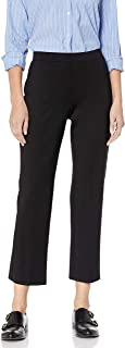 NIC+ZOE 女士 Ponte Crop Kick 长裤