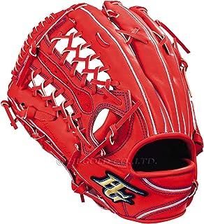 HI-GOLD硬式棒球手套 心极系列 外野手用 KKG-2108 火橙色 左投 RH