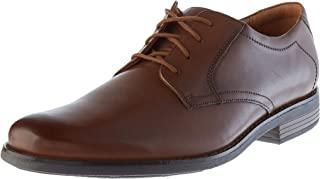 Clarks Becken 男式系带皮鞋 布洛克鞋