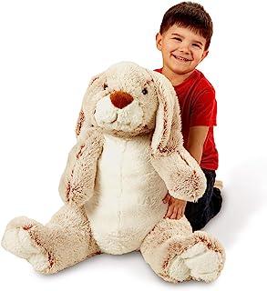 Melissa&Doug 40404 木偶和长毛绒填充动物玩具,多种颜色