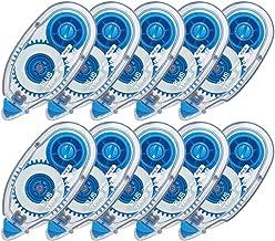 PLUS 膠帶膠帶R 10個裝 藍色