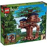 LEGO 乐高 Ideas 树屋玩具 21318