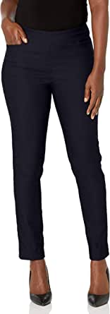 SLIM-SATION 女式九分裤 L 口袋