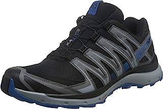 SALOMON 男式 XA LITE TRAIL 跑鞋,蓝色,合成面料 / 纺织品