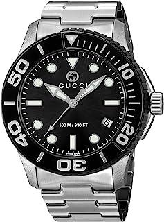 [古驰]GUCCI 腕表 潜水员 黑色表盘 YA126279 男士