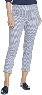 Van Heusen 女式超弹力修身七分长度套穿裤