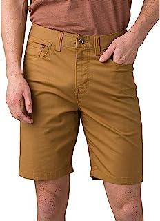 prAna - 男式超低腰短裤,9 英寸(约 22.9 厘米)内缝