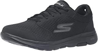 SKEAJ|#Skechers 斯凯奇 Go Walk 5 – Qualify 运动鞋 (Navy Textile/Synthetic/Trim Nvy) 45 EU Go Walk 5 Qualify