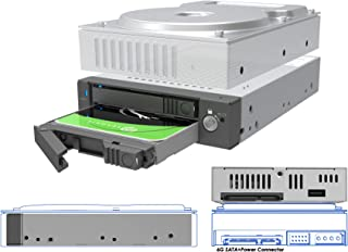 Raidon iR2775-S3 One Floppy Bay 2 x 2.5 HDD/SSD 内置移动支架