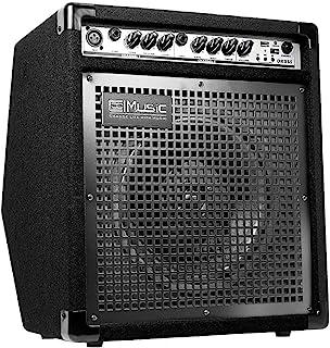 Coolmusic DK35S 50W 蓝牙个人显示器放大器 电鼓放大器 PA 工作站键盘扬声器