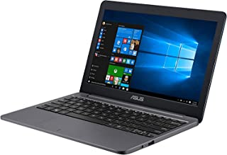 ASUS 华硕 小型笔记本电脑 L203NA(11.6英寸,980克/英特尔 Celeron N3350/4GB, 64GB/Web相机/WPS office/星星灰色/日语键盘/Windows 10 Home (S 模式))L203NA-FD...