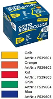 Giotto 5396 05 - Robercolor 黑板粉笔,纸板,100根,蓝色