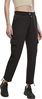 Urban Classics 女式工装厚绒布裤休闲裤