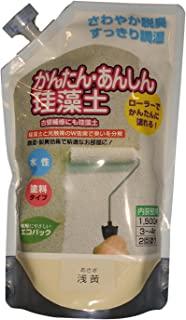 藤原化学 简单安心硅藻土 アサキ 1.5kg