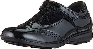 Term 女童 Janine T Bar Patent Mary Jane 低帮鞋