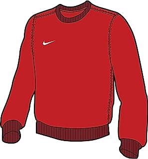 Nike 耐克 Team Club 19 男童款圆领运动衫