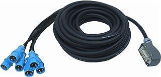 Quik Loc 舞台和录音室扬声器电缆(S/1311-15)