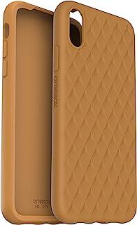 OtterBox iPhone XR 柔软触感灵活时尚手机壳 - 雪佛龙 Marmalade (向日葵)
