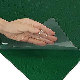 普乐士 书桌垫 氯 经济 双重型(带垫底) 600×450mm 透明