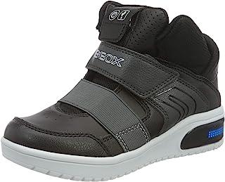 Geox Boy's J XLED Sneaker Child