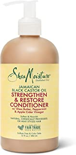 SHEA MOISTURE, Jamaican Black Castor Oil Rinse out Conditioner16 oz