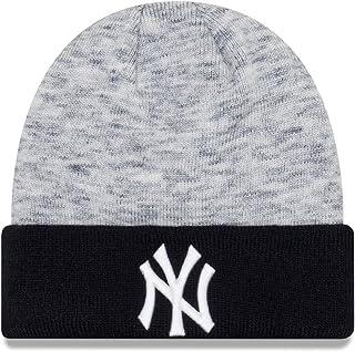 New Era Cap 男式冷冻色 Neyyan Xgyotc 针织衫,开灰色,均码