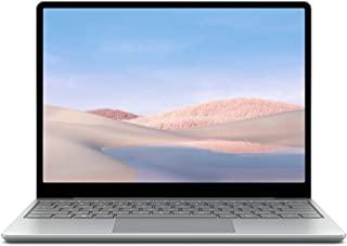 Microsoft 微软 Surface 笔记本电脑 Go,12.45 英寸笔记本电脑(英特尔酷睿 i5,8 GB 内存,128 GB 固态硬盘,Win 10 Home in S 模式)白金