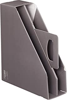 KOKUYO 国誉 文件盒 KaTaSu 带把手 灰色 F-KES470M