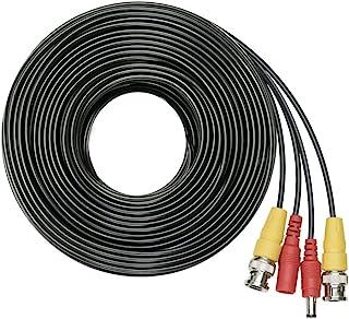 PNI A*20M 视频电缆和 * 电源用于 20m 监控摄像机