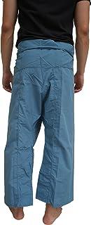 休闲泰国渔夫长裤,瑜伽冥想功夫齐裤,孕妇裤,中性
