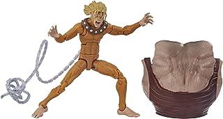 "Hasbro 孩之宝 Marvel 漫威传奇系列 15 厘米漫威""自然之子""(Marvel's Wild Child)X战警动作人偶: 天启时代合集"