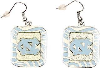 NCAA 珠宝时尚印花吊坠耳环