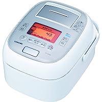 東芝 炊飯器 5.5合 真空圧力IHジャー炊飯器 圧力+真空 合わせ炊き グランホワイト RC-10VXM(W),需配变…