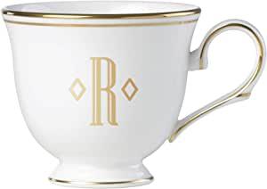 Lenox 联邦金块交织字母餐具 字母 R 872921