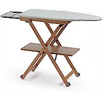 Arredamenti Italia AR_IT- 621 STIROCOMODO 可调式樱桃木整理烫衣板