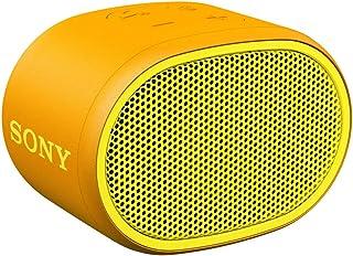 索尼小型防水无线扬声器,带EXTRA BASSSRSXB01Y.CE7