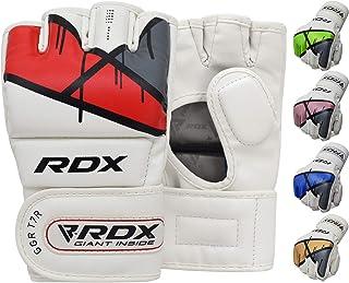 RDX MMA 手套格斗武术拳击袋玛雅隐藏皮革手套拳击笼格斗 UFC 战斗训练