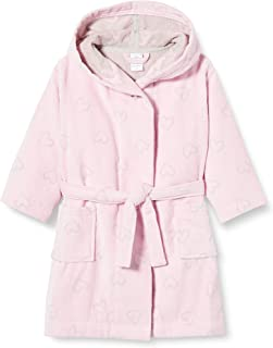 Sanetta 女童 Sorbet 粉色浴衣 低调的心形印花