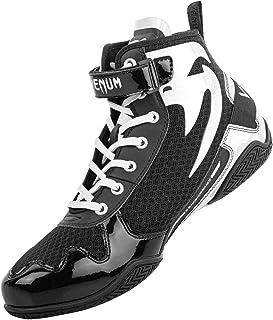 Venum 巨型低帮拳击鞋 - 黑色/红色 - 44(美国尺码10)