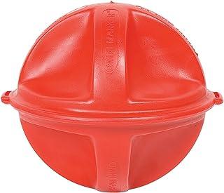 Greenlee 0160-0001-1 omni 球位标埋在实用标记,电源,红色