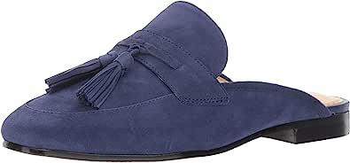 Sam Edelman 女 火遍全球 Paris 时装 穆勒拖鞋 一脚蹬 E5005L1