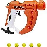 Hasbro 孩之宝 NERF 热火 Rival 曲线射击枪-Flex XXI-100 Blaster-发射回合,以向左…