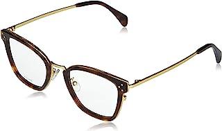 Celine CL50002U - 054 金属眼镜框仿旧金色/玳瑁色 51 毫米