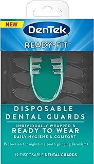 DenTek Ready-Fit 一次性牙套,不含双酚 A 和乳胶,12 只装