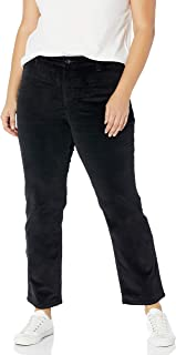 Bandolino 女式 Mandie 优质弹力灯芯绒裤