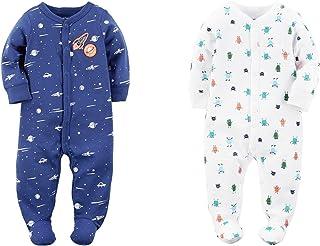Carter's 男宝宝按扣棉睡衣 2 件套(6 个月)