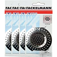 Fackelmann 法克曼 4件装不锈钢水池防物隔7.5cm61055.44