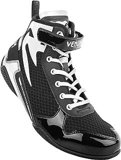 Venum Giant 低帮拳击鞋 - 黑色/红色 - 44 码(美国10)